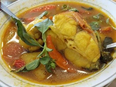 resep membuat  Ikan Pindang Meranjat sedap