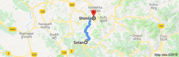 shimla-map