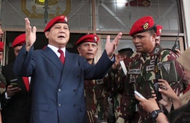 Jika Prabowo Jadi Menhan, Pengamat: Wajah Pertahanan Lebih Gahar