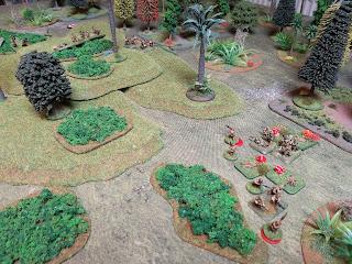 Australian attacks break another Japanese section
