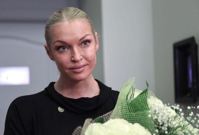 После утечки интимных фото Волочкова стала популярнее в 10 раз