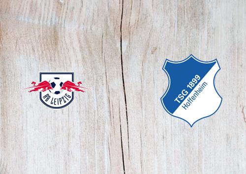 RB Leipzig vs Hoffenheim -Highlights 16 April 2021