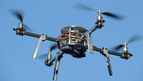 projet drone arduino