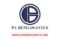 Lowongan Kerja Karanganyar Staf Finance and Accounting Lulusan S1 di PT Bengawantex