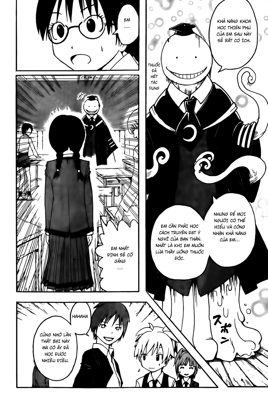 Ansatsu Kyoushitsu chap 7 trang 17