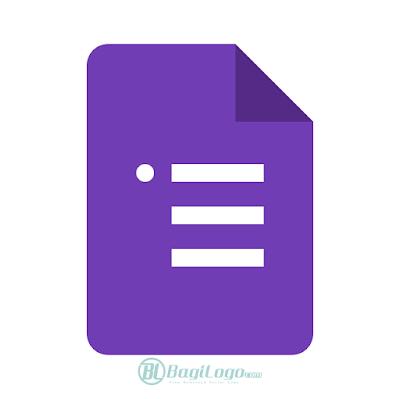 Google Forms Logo Vector