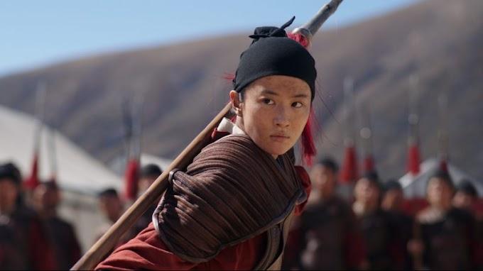 Nuevo trailer de Mulan para Disney+ y ademas, en China se estrenará en cines