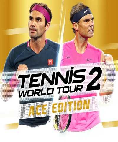 โหลดเกมส์ [Pc] Tennis World Tour 2 Ace Edition