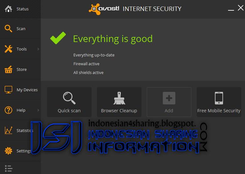 avast internet security 2017 full key
