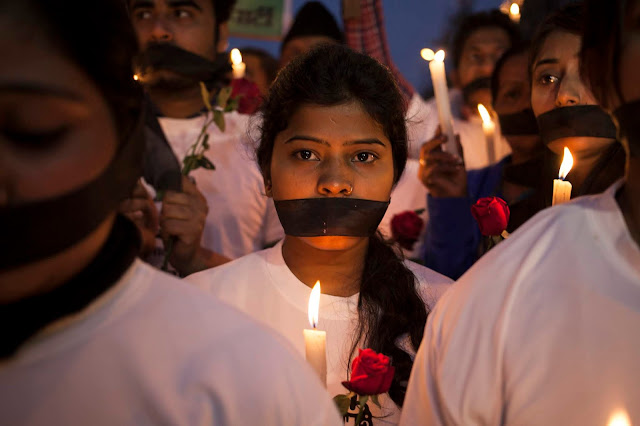 В Индии школьницу систематически насиловали учителя и одноклассники
