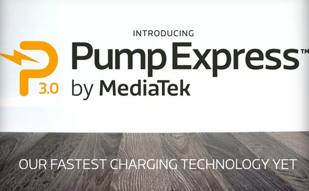 MediaTek unveils its latest fast-charging solution, Pump Express 3.0