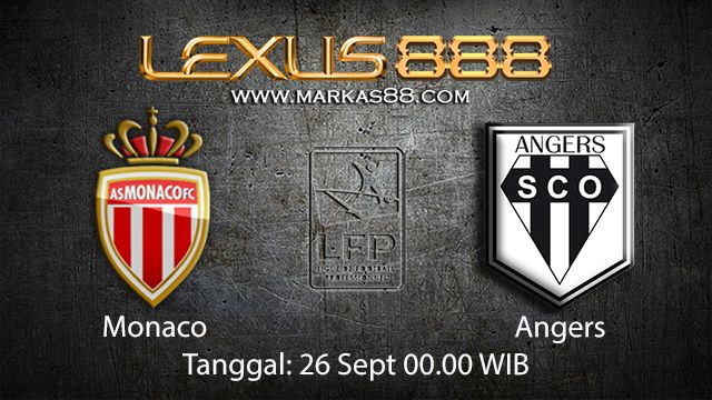 Prediksi Bola Jitu Monaco vs Angers 26 September 2018 ( French Ligue 1 )