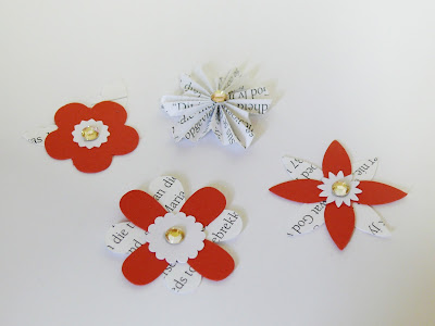 DIY, Paper, Buttons, Rhinestones, Cameo Silhouette, Craft