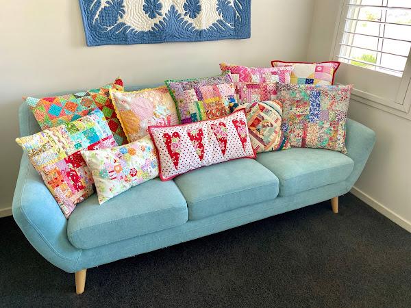 Too many cushions?