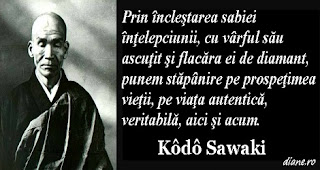 Maestrul Zen Kôdô Sawaki despre buna folosire a talentelor, abilităţilor umane