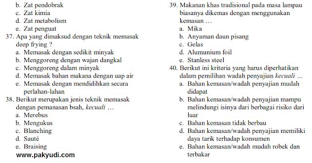 Download Soal UKK Kelas 11 prakarya + Jawaban Kurikulum 2013