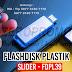 Souvenir kantor Flashdisk Plastik Slider - FDPL39