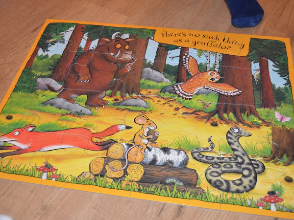 Ravensburger Stick Man and The Gruffalo Puzzles Review