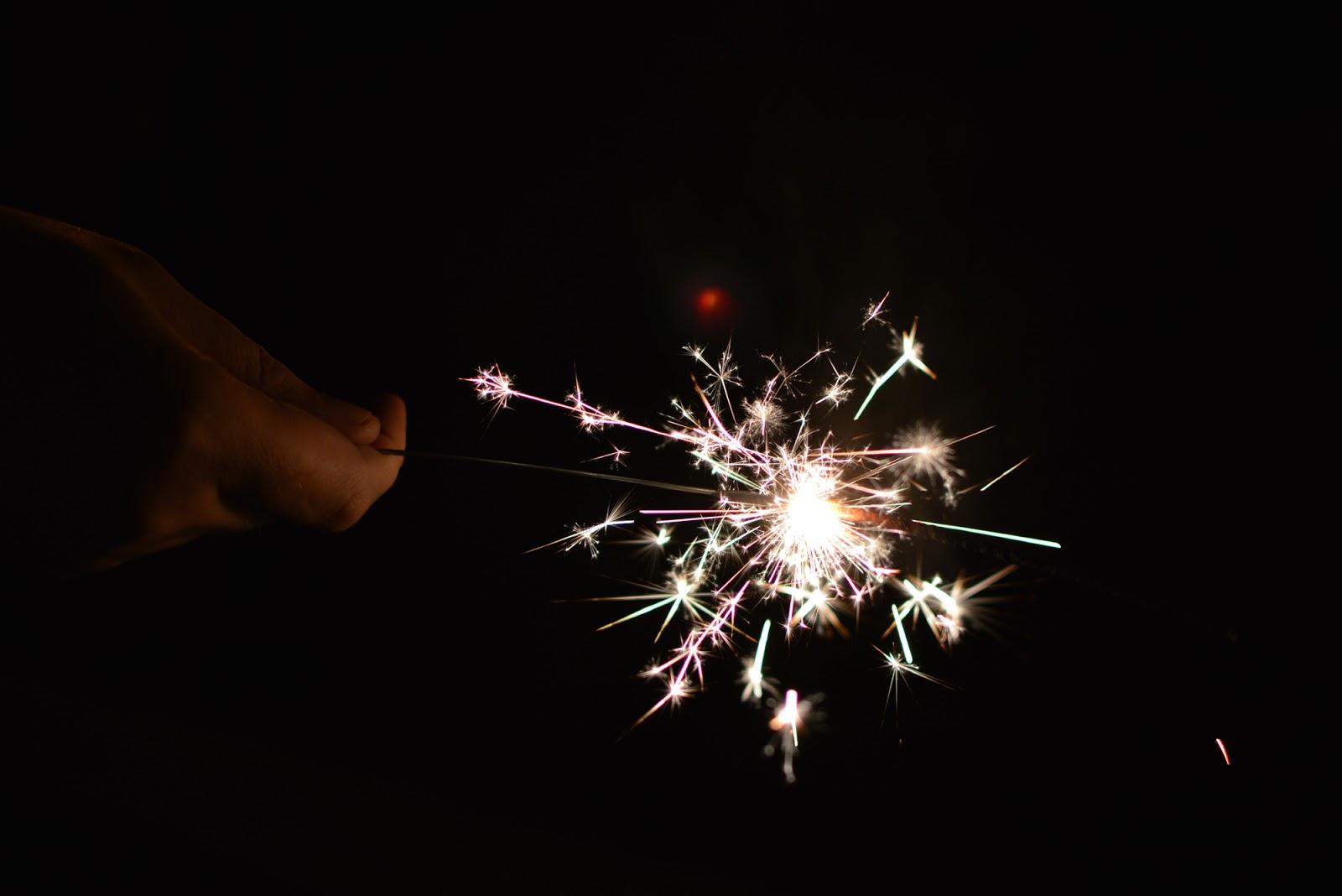 Sparklers Luces de Bengala
