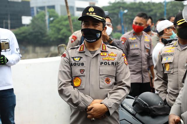 Polri Ambil Langkah Cepat dan Tegas Antisipasi Kejahatan  Setelah Pembebasan Napi