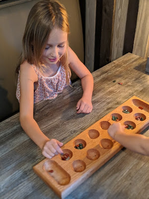Mancala in North America