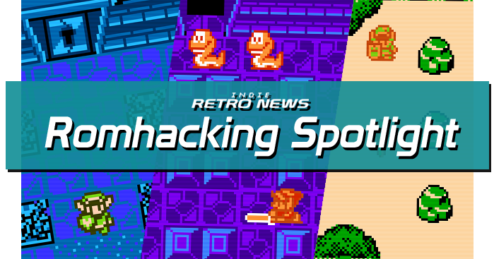 Indie Retro News: Romhacking Spotlight - Enhancing The Legend of Zelda