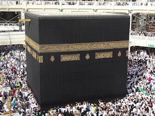 alasan kenapa jawaban arah kiblat sholat umat islam mengarah ke kabah ka bah