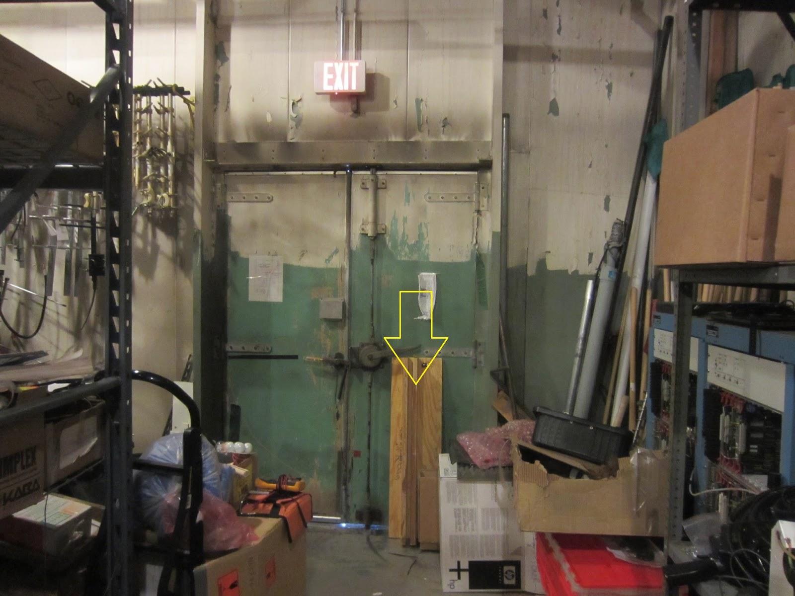 Fire Protection Deficiencies Blocked Exits