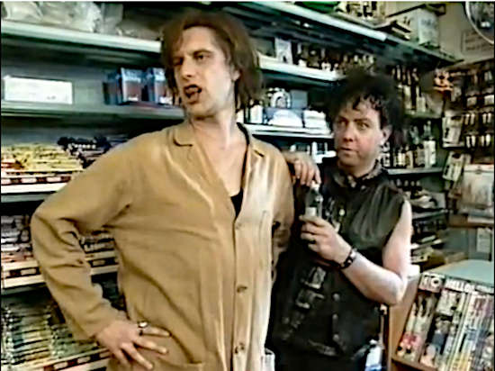 Mick and Keef - Stella Street