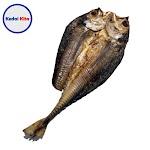 Ikan Asin Caru Tegang Ekor 250 Gram