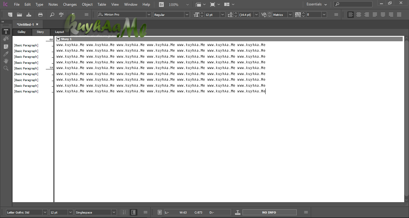 Adobe InCopy CC 2019 Full Version