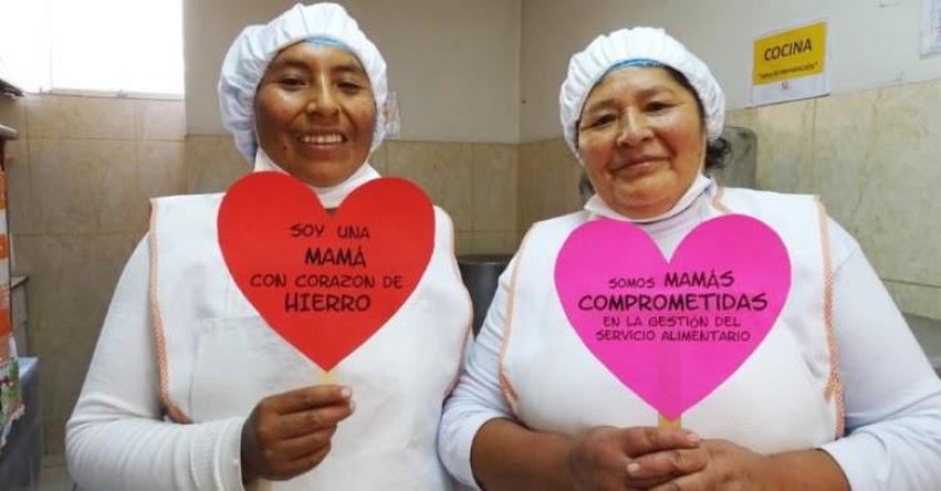 QALI WARMA: Programa social de la mano con docentes y padres de familia para promover una alimentación con amor y de calidad - www.qaliwarma.gob.pe