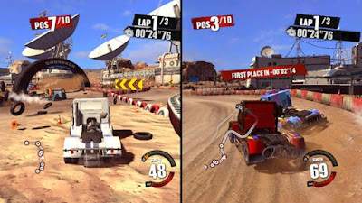 یاری بۆ كۆمپیوتهر Truck Racer PC Game
