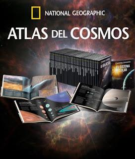 """Colección """"Atlas del Cosmos"""" (2020) de National Geographic"""