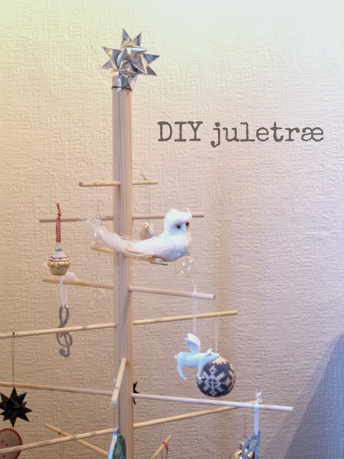 MTOTFLS: DIY: Juletræ