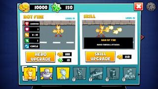 Game S.U.P.E.R - Super Defenders App