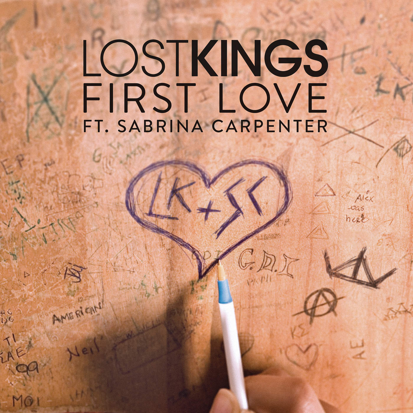 Lost Kings - First Love (feat. Sabrina Carpenter) - Single
