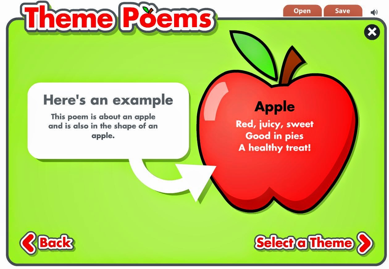 Help writing couplets for kids