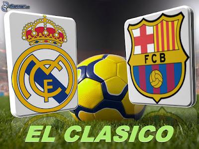FC barcelone vs Real Madrid classico 23/04/2017