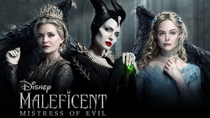 Maleficent Mistress of Evil 2019 | English Movie HD | Hindi Audio | Angelina Jolie, Elle Fanning, Harris Dickinson