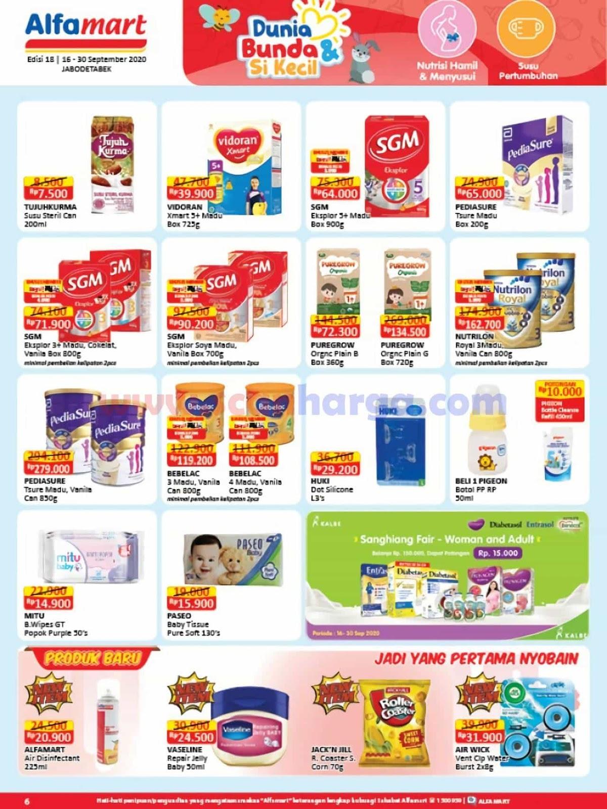 Katalog Promo Alfamart 16 - 30 September 2020 6