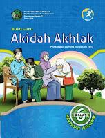 Buku Guru K-13 PAI dan Bahasa Arab 6 MI Akidah Akhlak