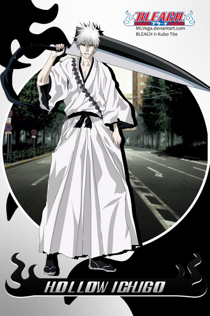 Bleach Best Wallpapers Hollow Ichigo