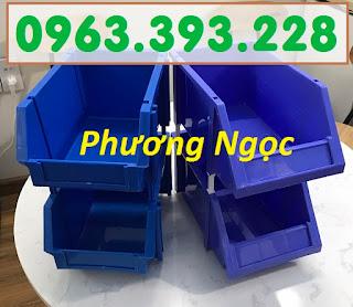 Khay nhựa đựng ốc vít, kệ dụng cụ chống tầng, khay linh kiện, khay nhựa vát đầu các loại