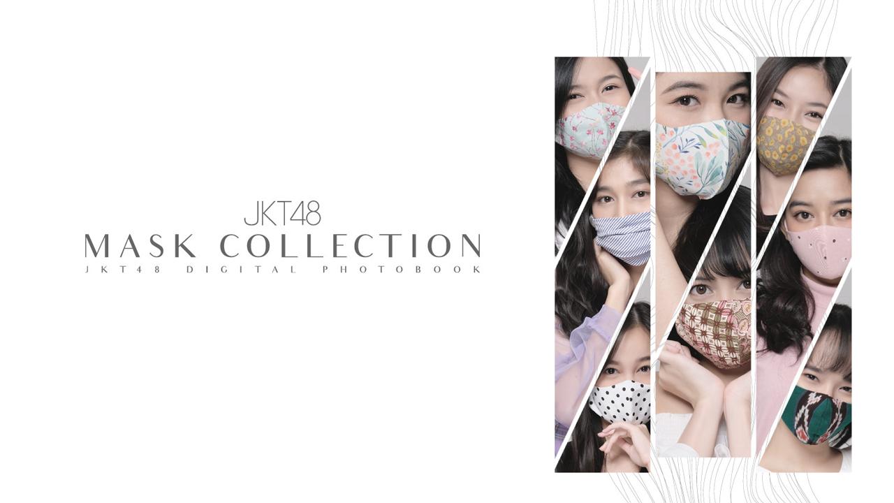 JKT48 Digital Photobook Mask Collection