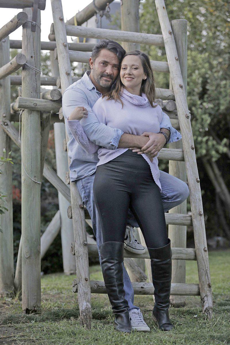 Ingrid Parra quedó embarazada