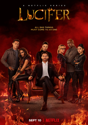 Lucifer (Season 6) Dual Audio