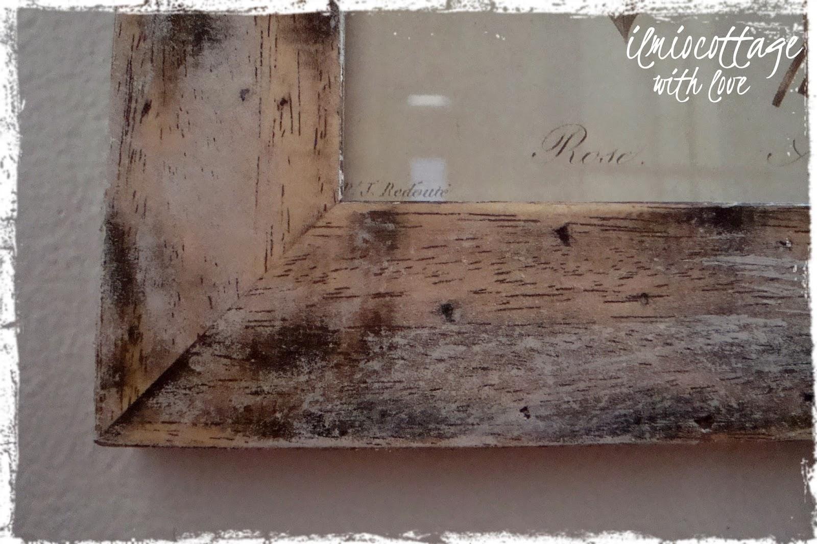 Preferenza Il mio cottage: Una cornice rinnovata ! MD34