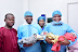 UCH delivers first IVF triplets