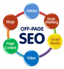 What is off-page SEO activities ??